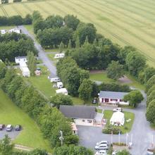 Camping le Clos de Balleroy in Couvains