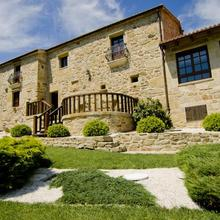 Casa de Santa Uxía in Campelo