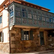 Casa Don Din in Ribadulla