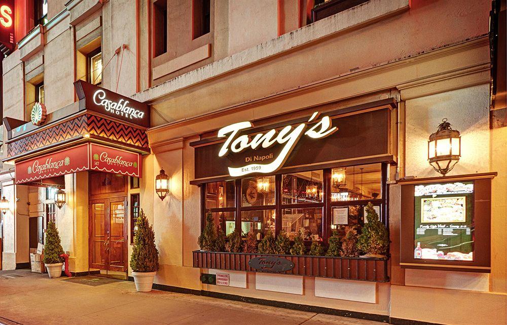 Casablanca Hotel in New York