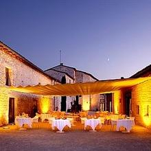 Chateau de Salettes in Virac