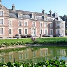 Château de Behen in Frucourt