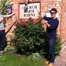 Church Farm Barns in Barford