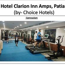 Clarion Inn Amps Patiala in Doghat