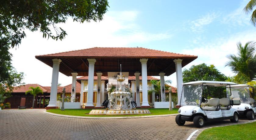 Cocoon Resort and Villas in Gonagala