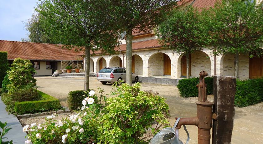 Country Lodge Hotel Moriaanshoofd in Wortegem