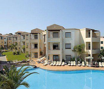 Creta Palm Resort Hotel in Xirokambion
