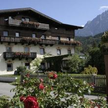 Der Dolomitenhof in Schlaiten