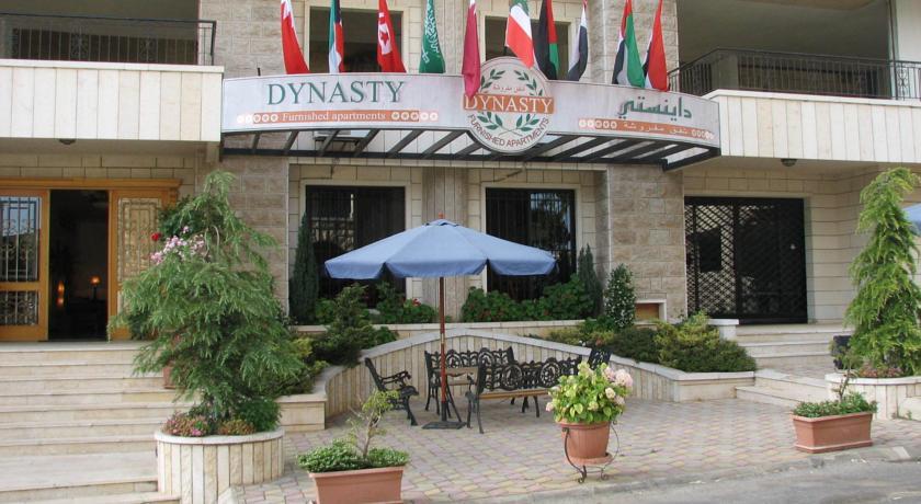 Dynasty Suite in Falouqha