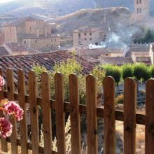 El Patio del Maestrazgo in Fortanete