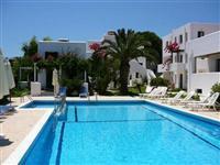 Eva Suites & Apartments in Xirokambion