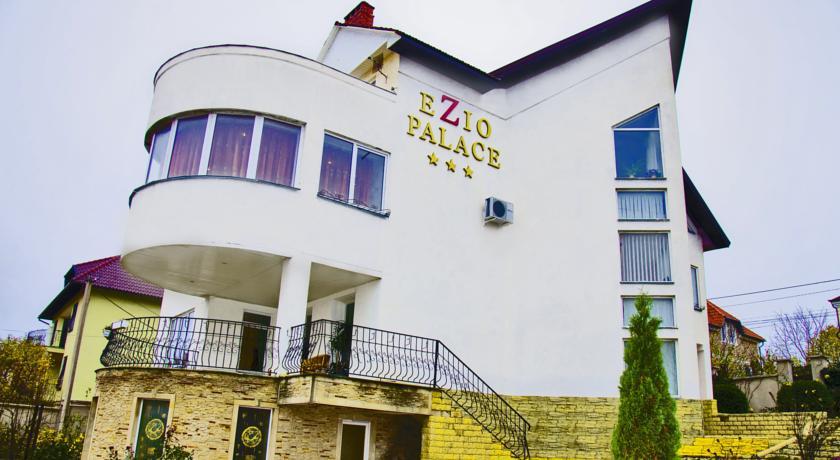 Ezio Palace Hotel in Chisinau