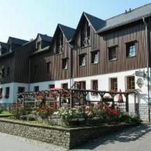 Flair-Hotel Schwarzbeerschänke in Lengefeld