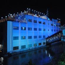 Floatel An Eco Friendly Hotel in Dakshin Jhapardaha