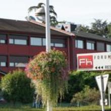 Forum Hotel in Chavanoz