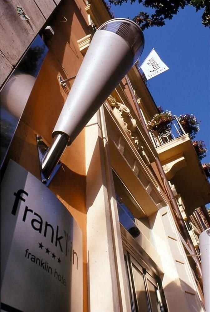 Franklin Feel the Sound in Marcigliana