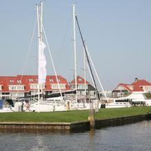 Galamadammen Hotel Jachthavens in Laaxum