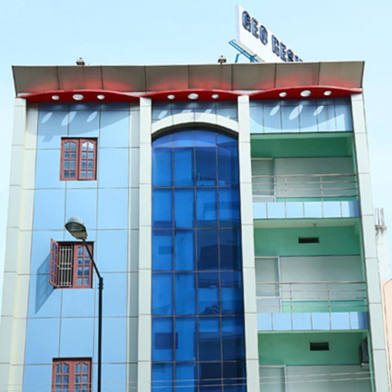 GEO Residency in Azhagiapandiapuram