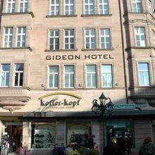 Gideon Hotel in Nuernberg