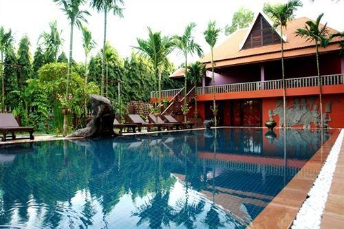 Golden Temple Hotel in Siem Reap