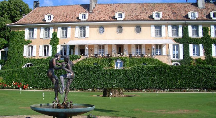 Golf & Country Club de Bonmont in Longirod