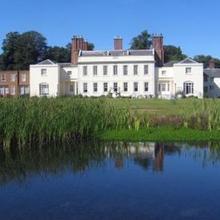 Haughton Hall in Kinnersley