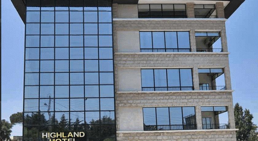 HighLand Hotel in Bzibdine