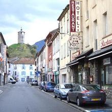 Hostellerie de la Poste in Arignac