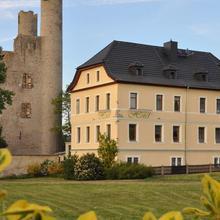Hotel Am Hohen Schwarm in Schwarzburg
