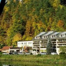 Hotel Am Schlossberg in Lausnitz