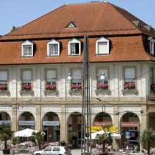 Hotel Am Tiergarten in Burbach