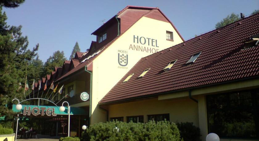 Hotel Annahof in Rosice