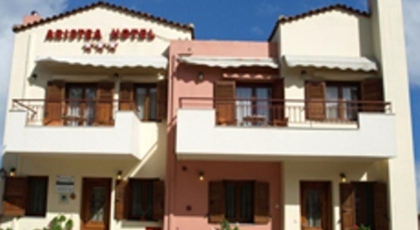 Hotel Aristea in Petrokefalon