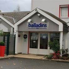 Hotel Balladins Nantes Saint Herblain in Nantes