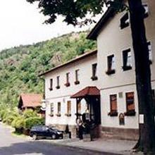 Hotel Bohlenblick in Schwarzburg