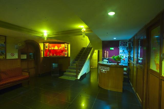 Hotel Chandrageet in Velha