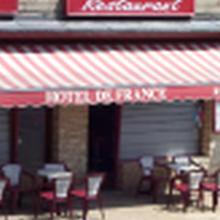 Hotel de France in Estivaux