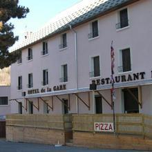 Hotel de la Gare in Saint-blaise