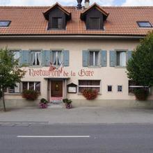 Hotel de la Gare in Cheyres