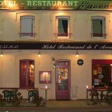 Hotel de l'Avenue in Chambles