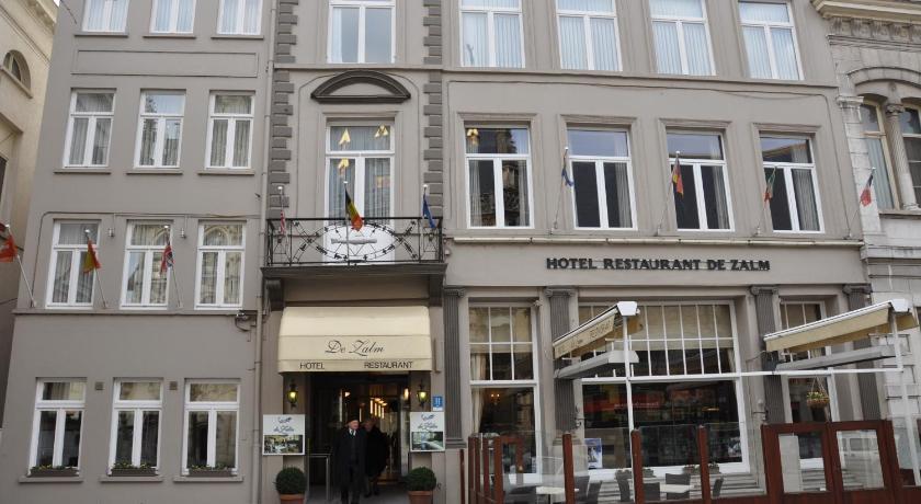 Hotel De Zalm in Wortegem
