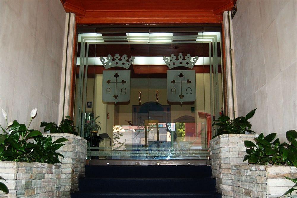 Hotel Del Principado in Mexico City