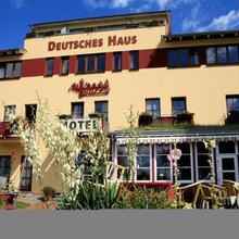 Hotel Deutsches Haus in Hessenburg