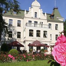 Hotel Fryderyk in Radkow