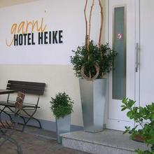 Hotel Heike garni Nichtraucherhotel in Unteregg