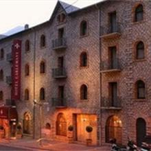 Hotel I Termes Carlemany in Bescaran