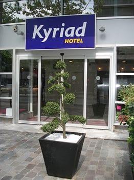 Hotel Kyriad Bercy Village in Paris