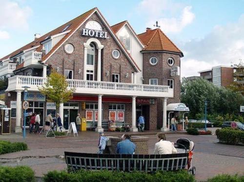 Hotel Leuchtfeuer in Hooksiel
