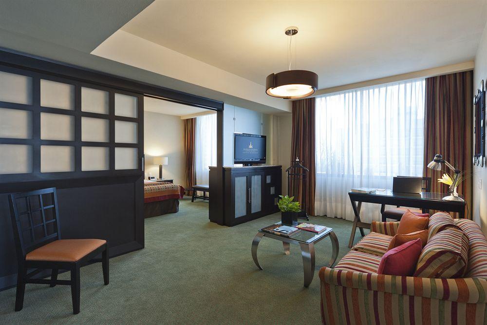 Hotel Marquis Reforma in Mexico City