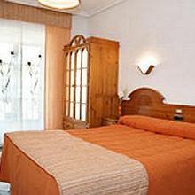 Hotel Mediante in Abelleira